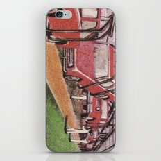 Conveying Cars iPhone & iPod Skin