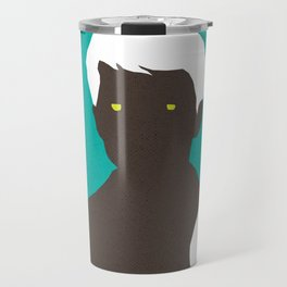 John Carpenter, Modern Master Series :: Village of the Damned Travel Mug