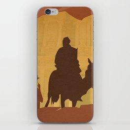 Vector The Last Crusade iPhone Skin