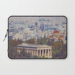 Ancient Cityscape Laptop Sleeve