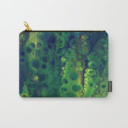Under the Sea Algae Flow Carry-All Pouch