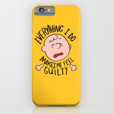 CHARLIE BROWN Slim Case iPhone 6s