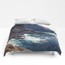 Wild Coast - La Palma - Canary Islands Comforters