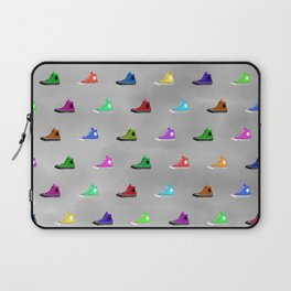 Rock shoes Laptop Sleeve