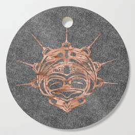 Copper Frog Smoke Cutting Board