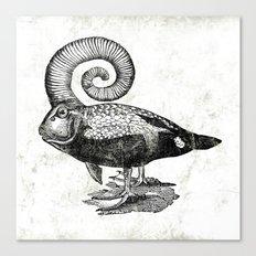 Carpé Duckems Canvas Print