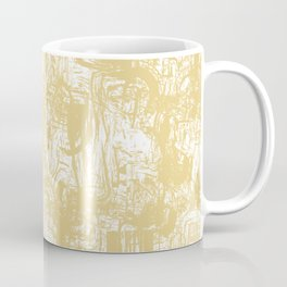 Golden paper Coffee Mug