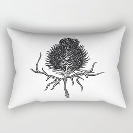 Onopurdum Acanthium Rectangular Pillow