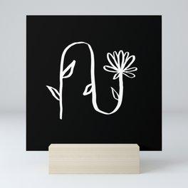 Stay Flexible Mini Art Print