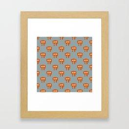 Acid House Framed Art Print