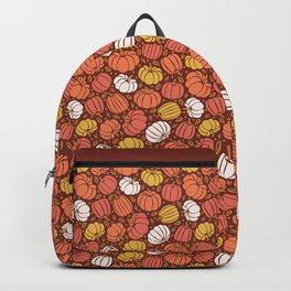 Fall Pumpkins Backpack