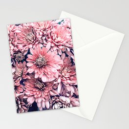 Flower | Photography | Pink Blossoms | Spring | Pattern Stationery Cards
