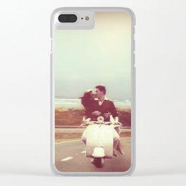 Dolce Vita... Clear iPhone Case