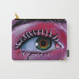 """""""eye of the Possum"""" Carry-All Pouch"""