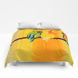 Sweetheart Birds Comforters