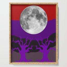 Moonlight Serving Tray