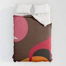 Abstract 2019008 Comforters