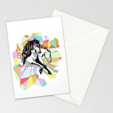 Comic Art: Wild Hearts Stationery Cards