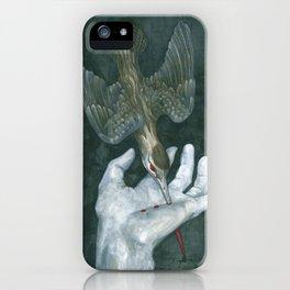 Dream Bird iPhone Case