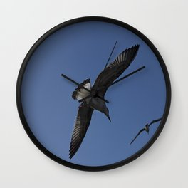 Seagulls  Wall Clock