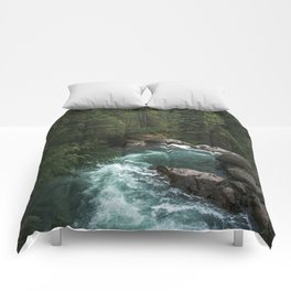 The Lost River - Pacific Northwest Comforters