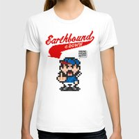earthbound T-shirts featuring Earthbound & Down by Jango Snow