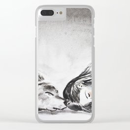 interjection Clear iPhone Case