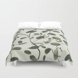 Hoya Carnosa / Porcelainflower Duvet Cover