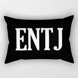 ENTJ Personality Type Rectangular Pillow