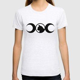 Black Cat Society II T-shirt