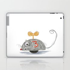 Wheel Mouse Laptop & iPad Skin