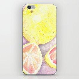 Florida Grapefruit iPhone Skin