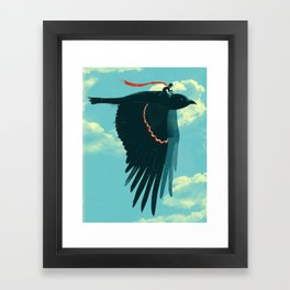 Soar Framed Art Print