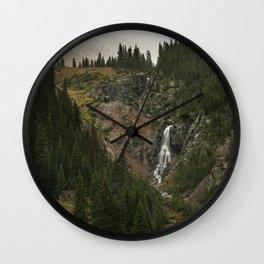 The Perfect Getaway Wall Clock