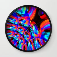 philosophy Wall Clocks featuring Omni-Centric Philosophy by David  Gough