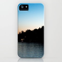 Mercer Island iPhone Case