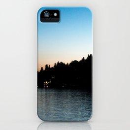 Mercer Island iPhone Case