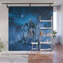 The Quantum Warrior Wall Mural