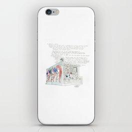 44 Ghuznee Street iPhone Skin