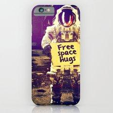 Space hugs iPhone 6 Slim Case