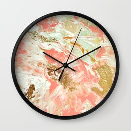 this is what it feels like.  Wall Clock