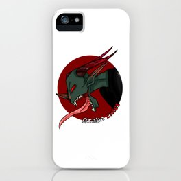 Grave Eater iPhone Case
