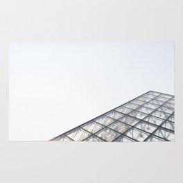 Peak of the Louvre Rug