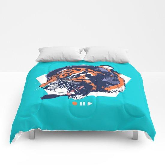 DJ Wildcats Comforters