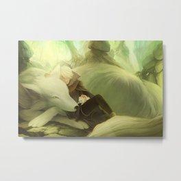 Fire Emblem: Awakening - Henry Metal Print