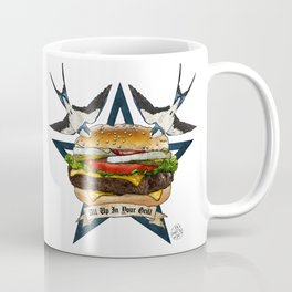 It's Time To Get Grill Coffee Mug