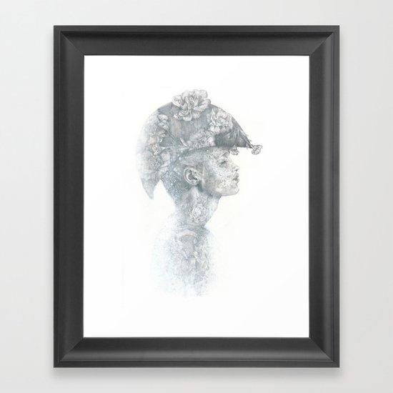 The Dreamers Romance Framed Art Print
