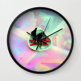 The Four Corners Wall Clock