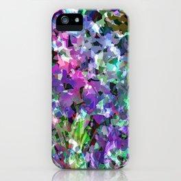 Jewel Box Jungle iPhone Case
