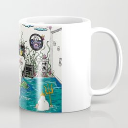 Books Coming to Life: The Little Mermaid Coffee Mug